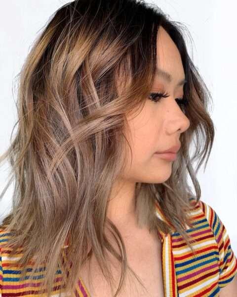 peinados para pelo fino