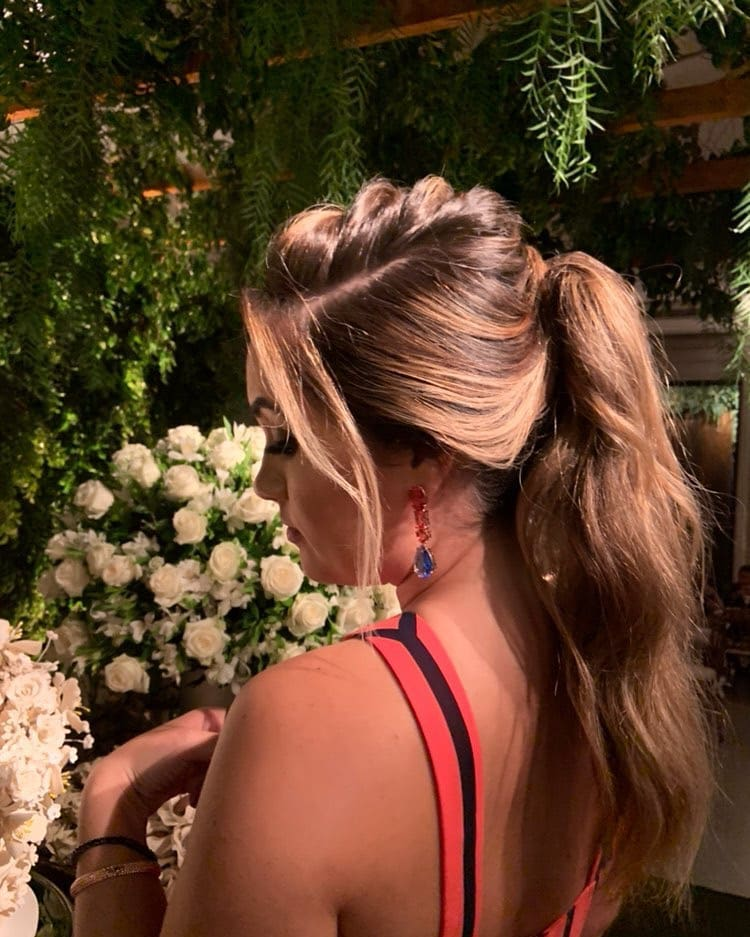fryzury na codzień z warkoczem