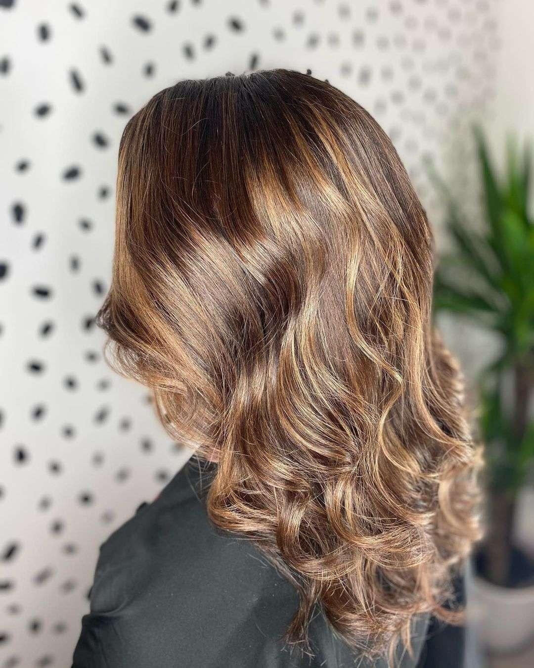 fryzura dla cienkich włosów