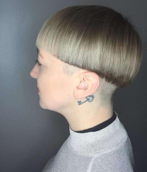 cortes de cabello de hongo