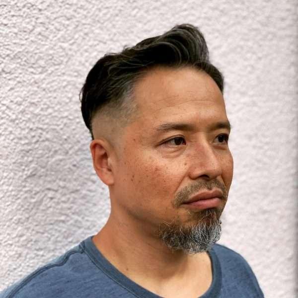 fryzury męskie krótkie