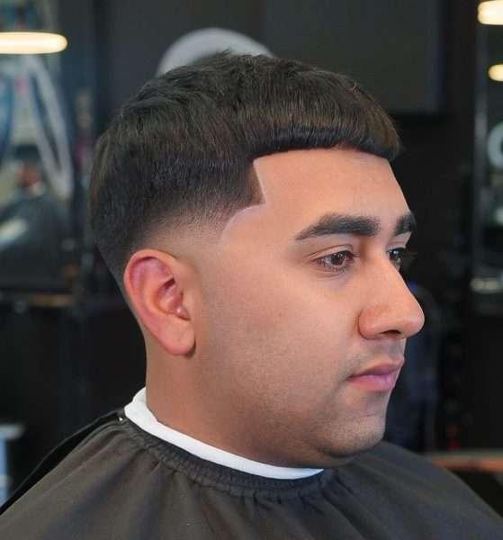 fryzury na krótkie włosy męskie