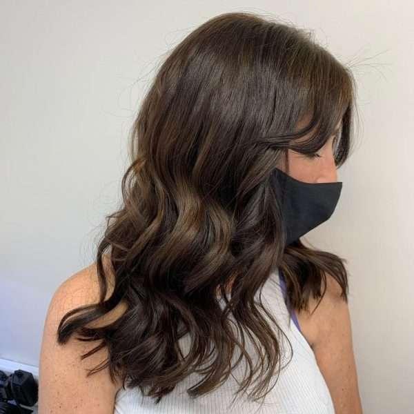 cortes de pelo largo mujer