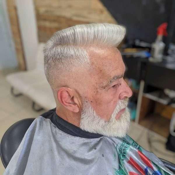 najlepsze fryzury męskie