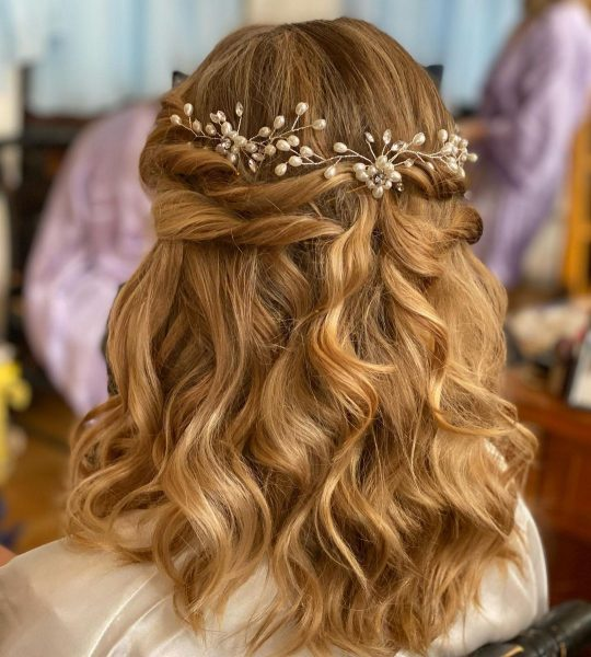 corte de pelo para cabello largo con mechas