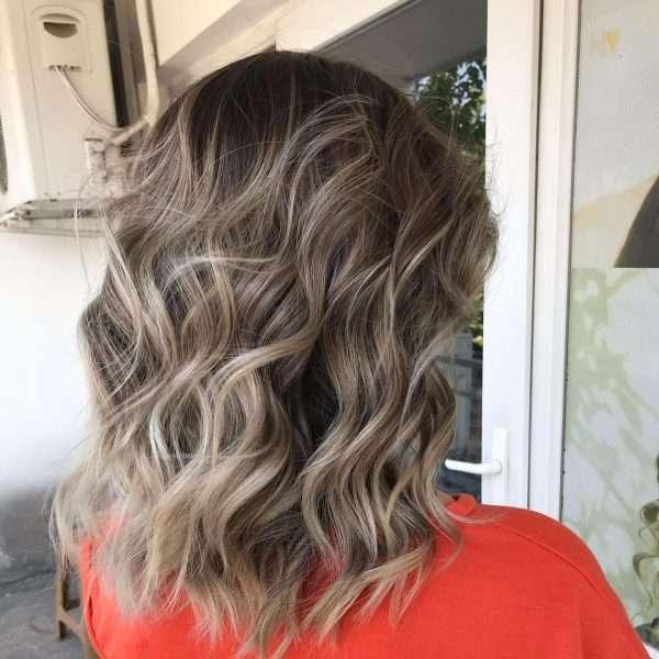 ombre perfecto para cabello de longitud media