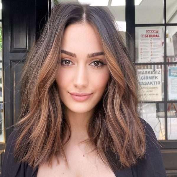 cortes de pelo ondulado mujer